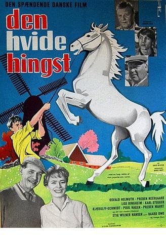 Den Hvide Hingst -  - Film -  - 5708758725163 - 15/5-2020