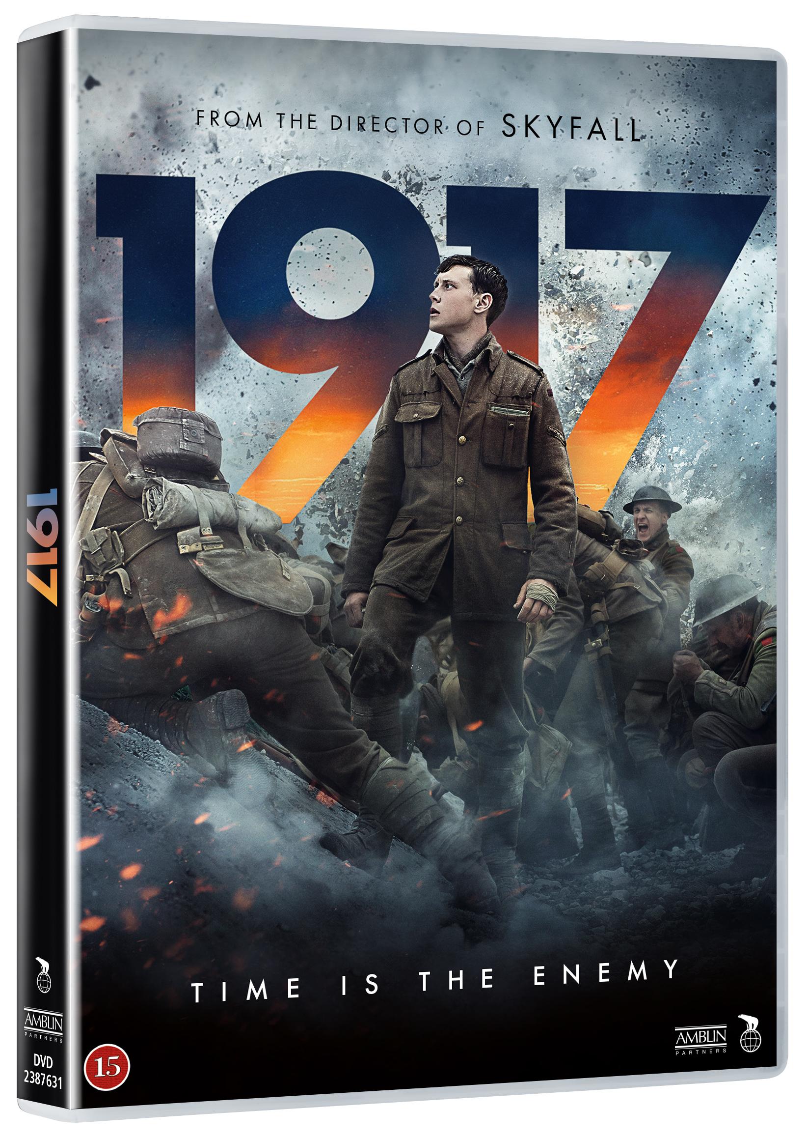 1917 -  - Film -  - 7332421065164 - 14/5-2020