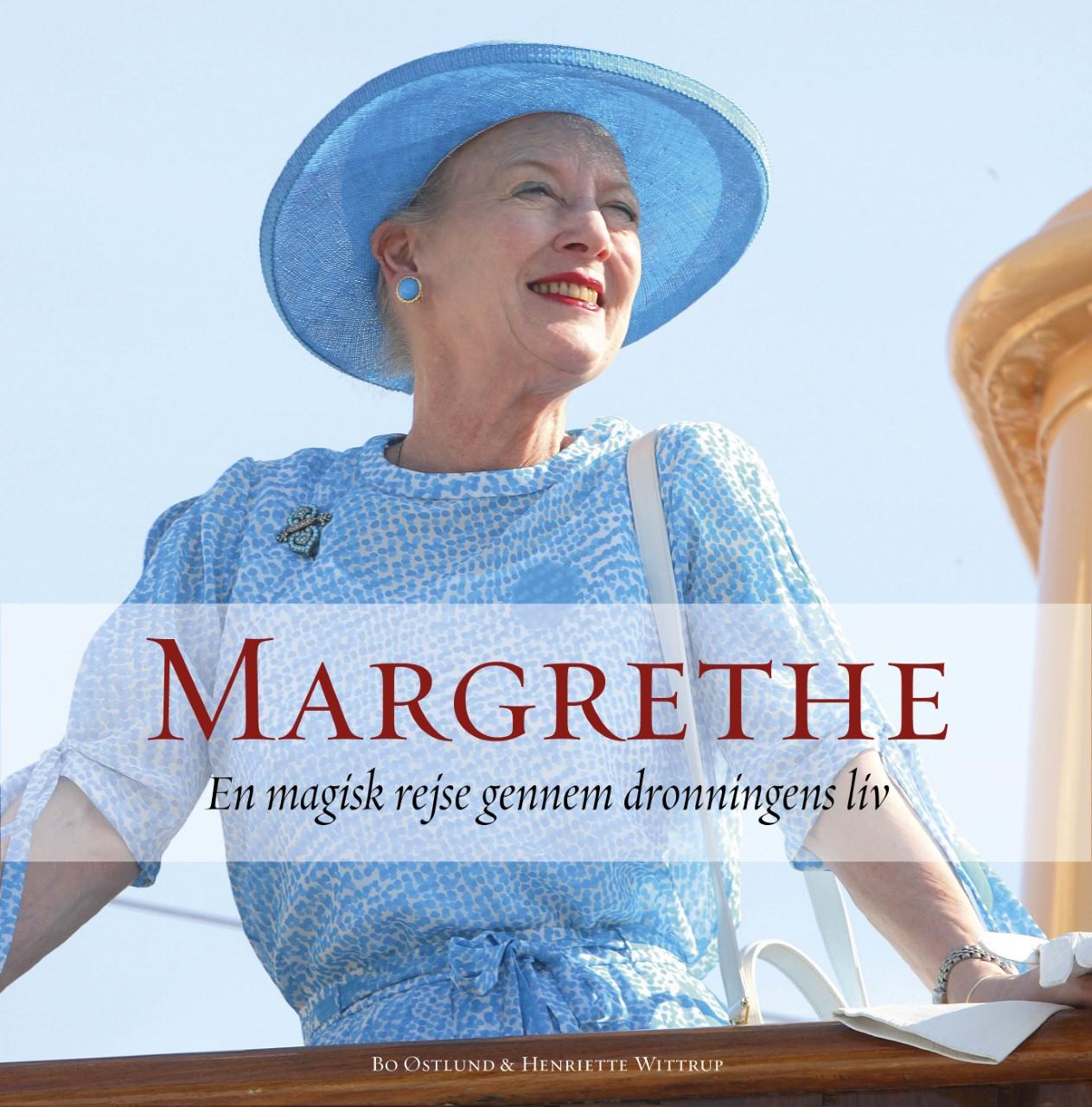 Margrethe - Bo Østlund & Henriette Wittrup - Bøger - Forlaget Heatherhill - 9788791901164 - 30/3-2020