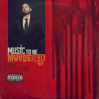 Music to Be Murdered By - Eminem - Musik - UNIVERSAL - 0602508735165 - 31/1-2020