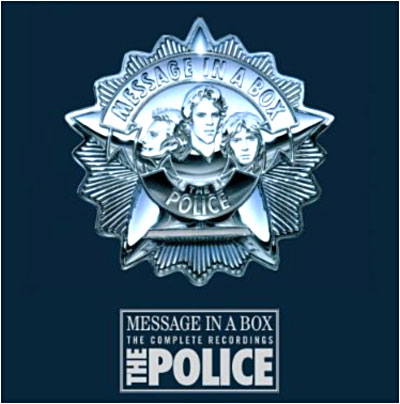 Message in a Box - the Complete Recordings - Police - Musik - UNIVERSAL/POLYDOR - 0602498412169 - 24/10-2006