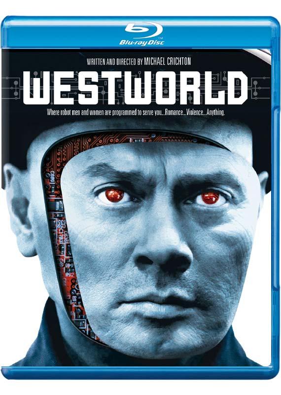Westworld - Movie - Film - WARNER HOME VIDEO - 5051892176170 - 20/5-2020
