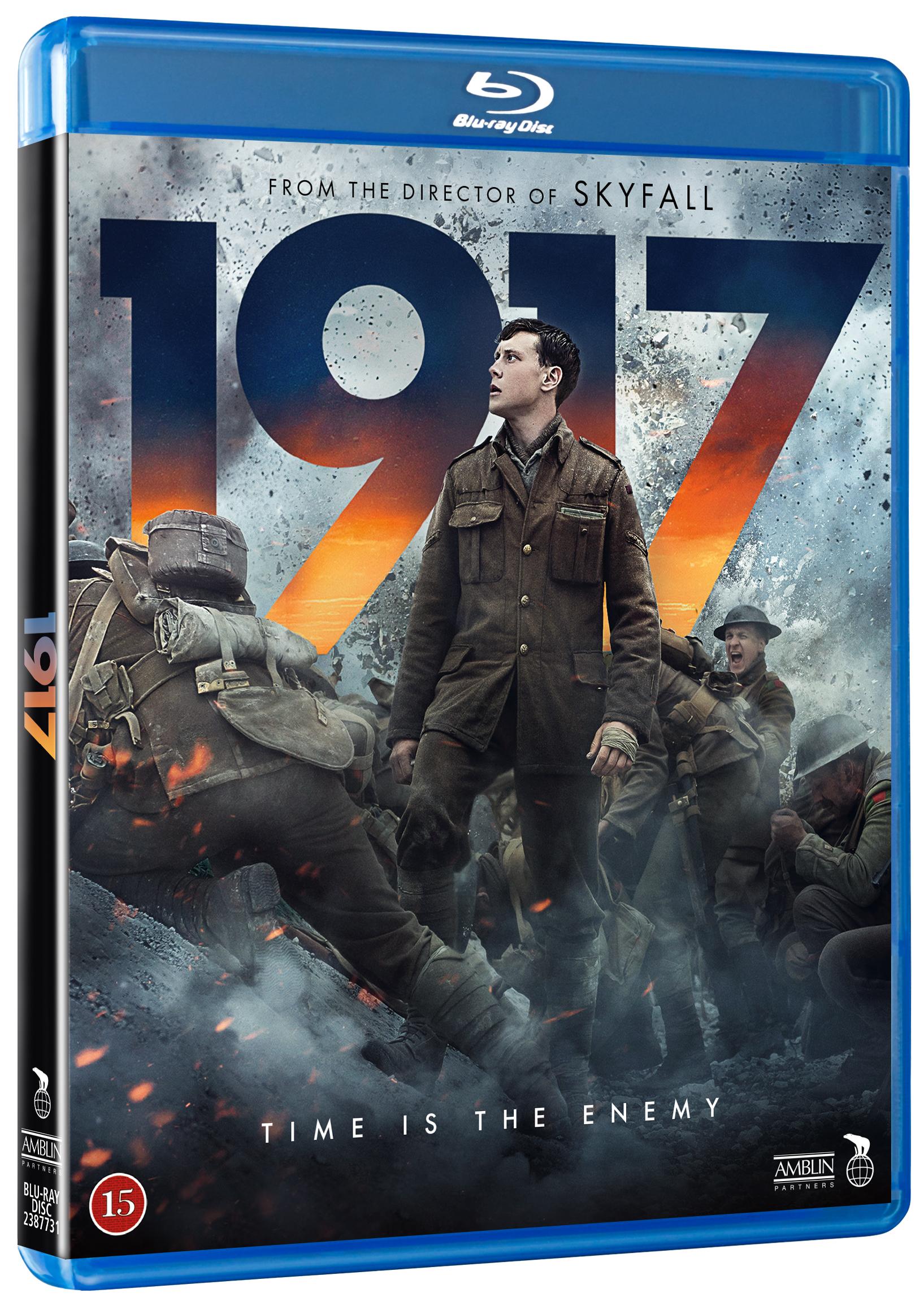 1917 -  - Film -  - 7332421065171 - 14/5-2020