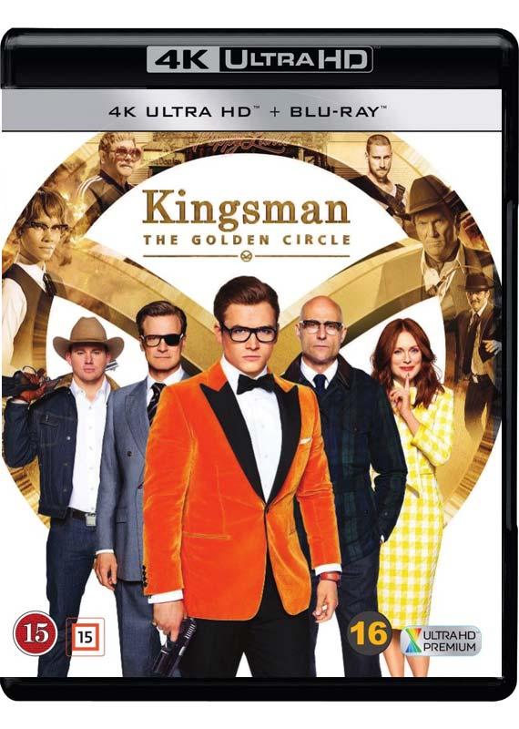 Kingsman: The Golden Circle -  - Film -  - 7340112742171 - 8/2-2018