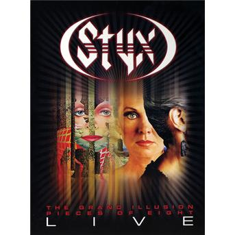 Grand Illusion - Styx - Film - EAGLE VISION - 5034504990173 - 18/2-2019