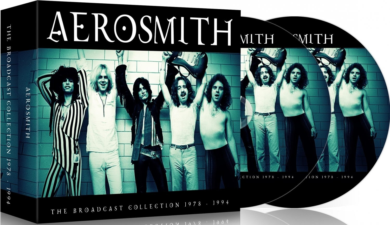 The Broadcast Collection 1978 - 1994 - Aerosmith - Musik - CULT LEGENDS - 8717662578175 - 1970