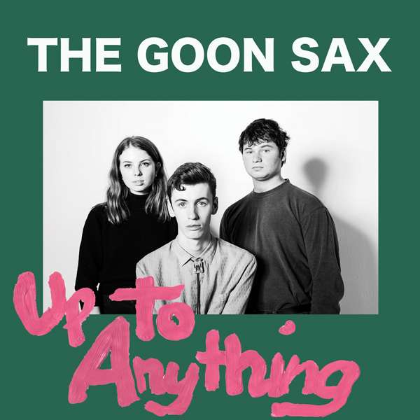 Goon Sax - Up To Anything - The Goon Sax - Musik - CHAPTER MUSIC - 0934334404176 - 17/3-2016