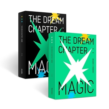 THE DREAM CHAPTER: MAGIC - Tomorrow X Together (TXT) - Musik - Big Hit Entertainment - 8809440339181 - 23/10-2019