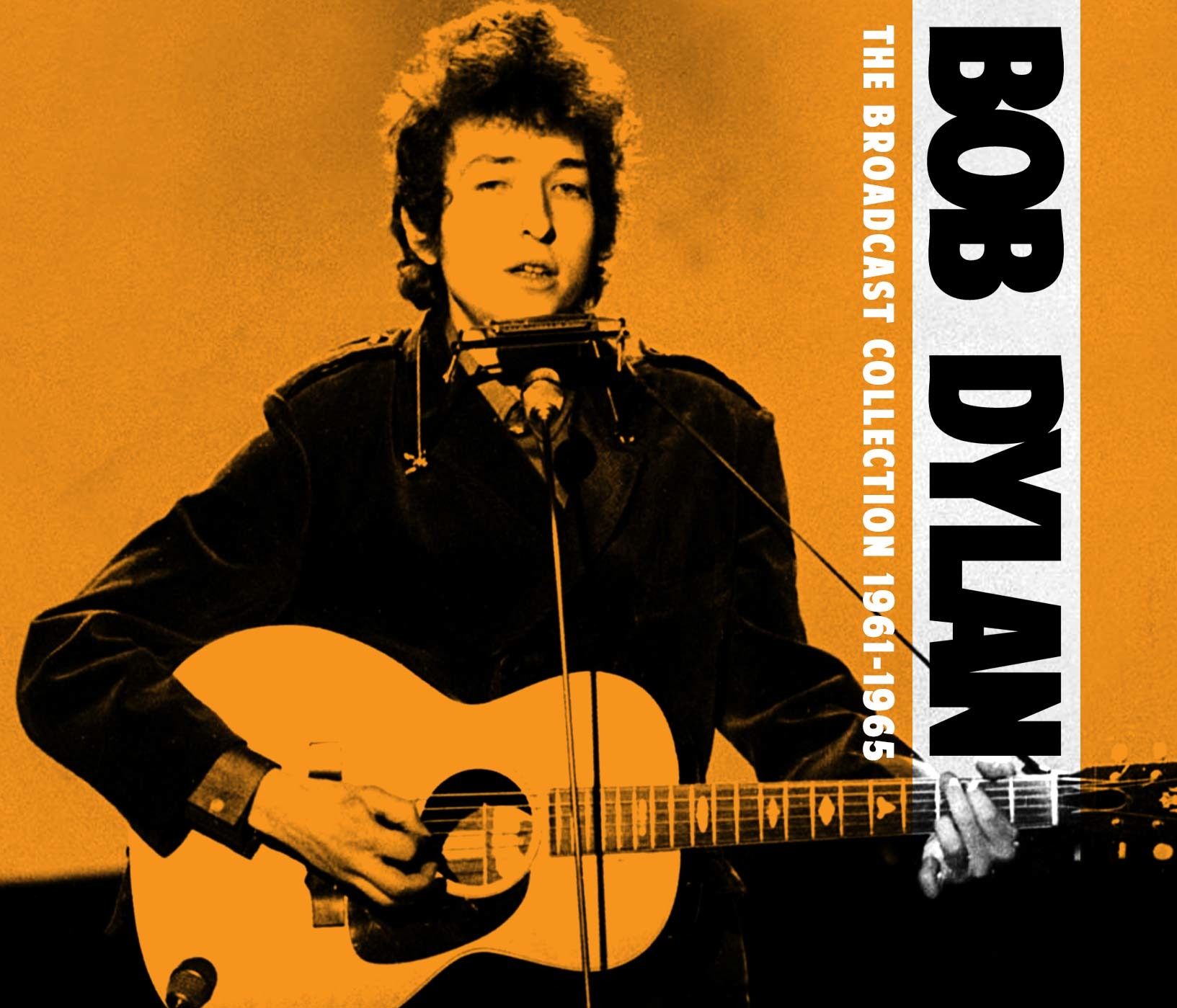 The Broadcast Collection 1961 - 1965 - Bob Dylan - Musik - CULT LEGENDS - 8717662578182 - 1970