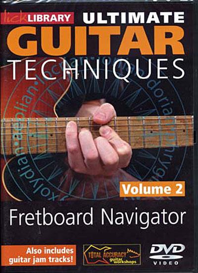 Lick Library Ultimate Guitar F - Lick Library Ultimate Guitar F - Film - RADAR - 5060088821183 - 31/7-2006