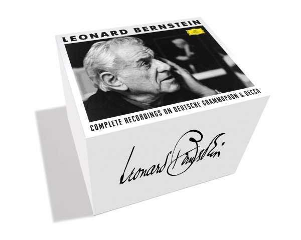 Complete Recordings on Dg & Decca - Leonard Bernstein - Film - DEUTSCHE GRAMMOPHON - 0028947984184 - 23/2-2018