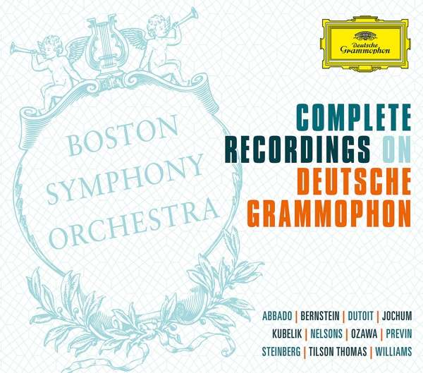 Complete Recordings on Deutsche Grammophon - Boston Symphony Orchestra - Musik - DEUTSCHE GRAMMOPHON - 0028947977186 - 19/10-2017
