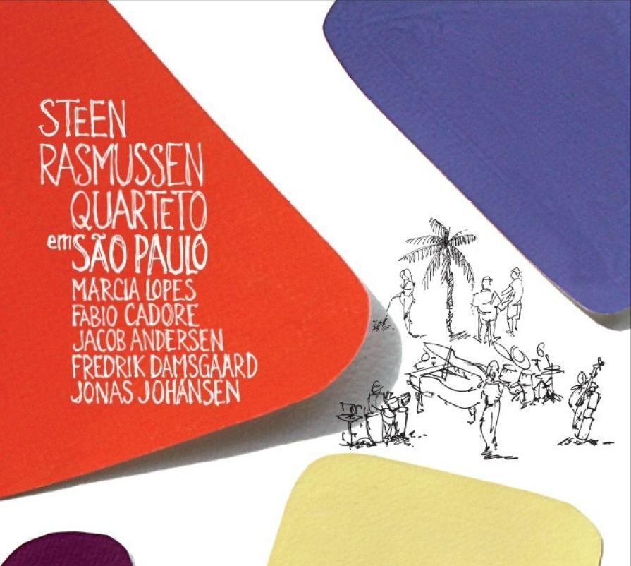 Steen Rasmussen Quarteto Em Sao Paulo - Steen Rasmussen - Musik -  - 5706725101187 - 21/11-2011