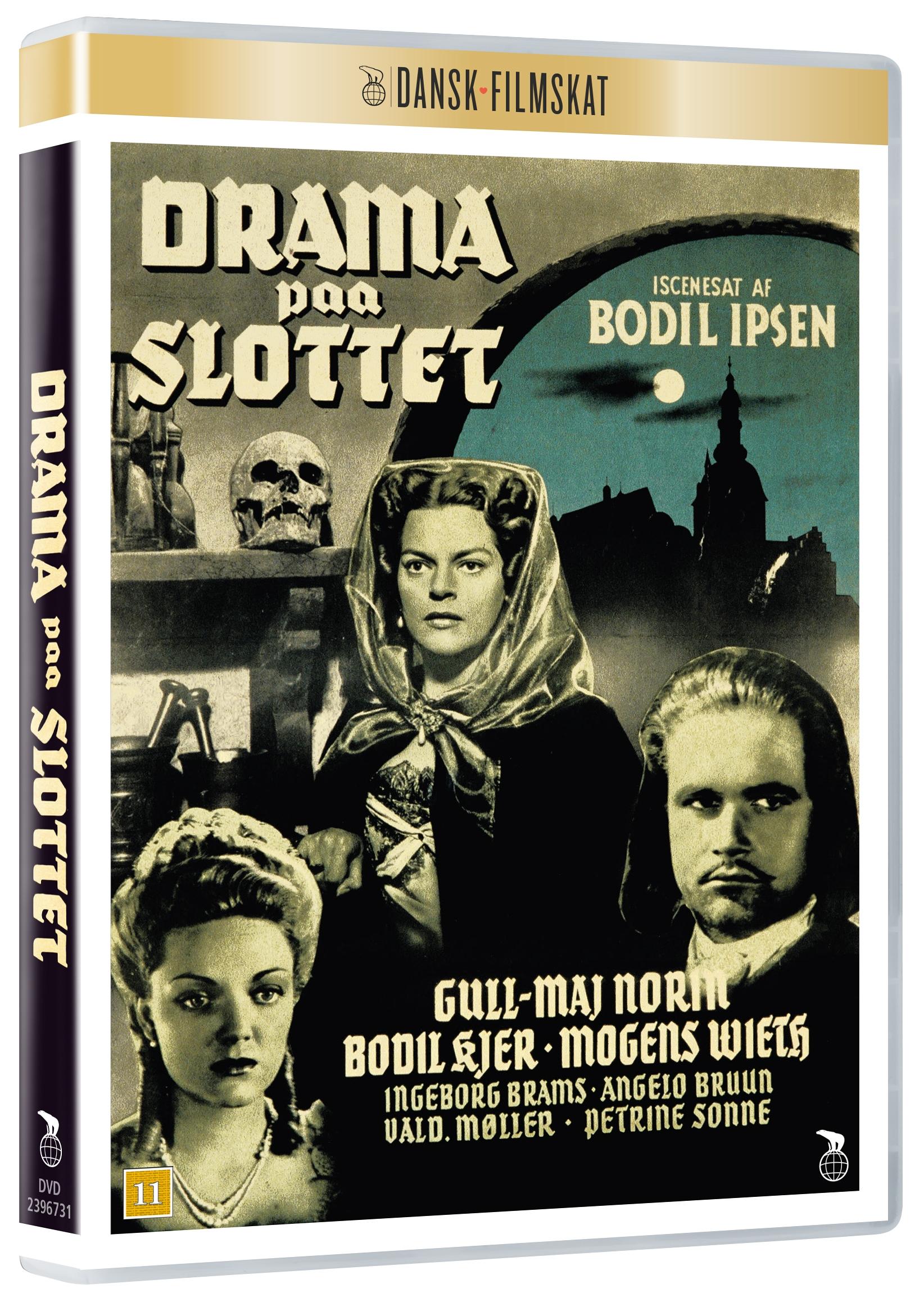 Drama På Slottet -  - Film -  - 5708758725187 - 15/5-2020
