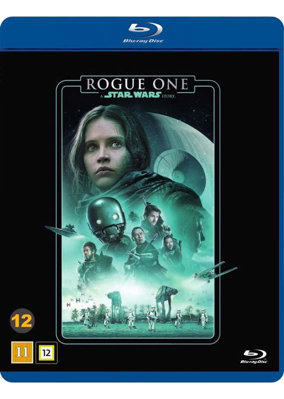 Rogue One: A Star Wars Story - Star Wars - Film -  - 8717418565190 - 6/4-2020