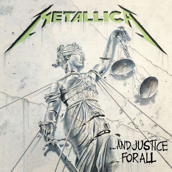And Justice For All - Metallica - Musik - UNIVERSAL - 0602567690191 - 2/11-2018