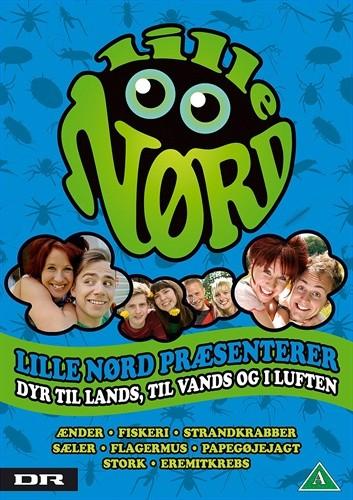 Dyr til Lands, til Vands og i Luften - Lille Nørd - Film -  - 5052498973194 - 21/11-2011