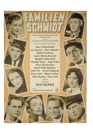 Familien Schmidt -  - Film -  - 5708758725194 - 20/4-2020