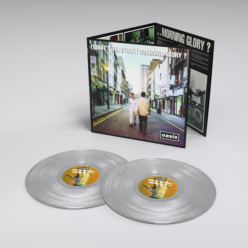 What's The Story) Morning Glory? (25th Anniversary Limited Edition Silver Vinyl) - Oasis - Musik -  - 5051961073195 - 2/10-2020