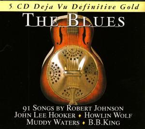 Blues / Gold - V/A - Musik - DEJA VU - 0076119510198 - 6/5-2015