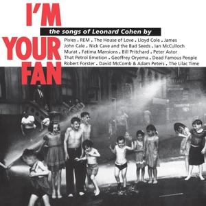 I'm Your Fan - Leonard Cohen - Musik - MUSIC ON VINYL - 8718469537198 - 16/10-2014