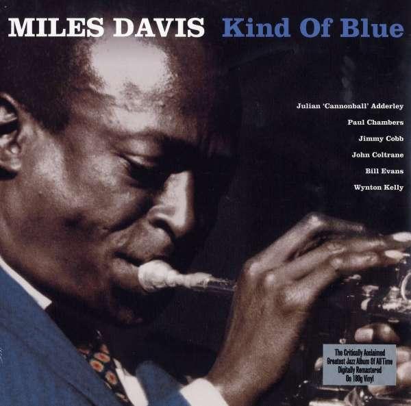 Kind Of Blue - Miles Davis - Musik - NOT NOW MUSIC - 5060143491207 - 12/4-2010