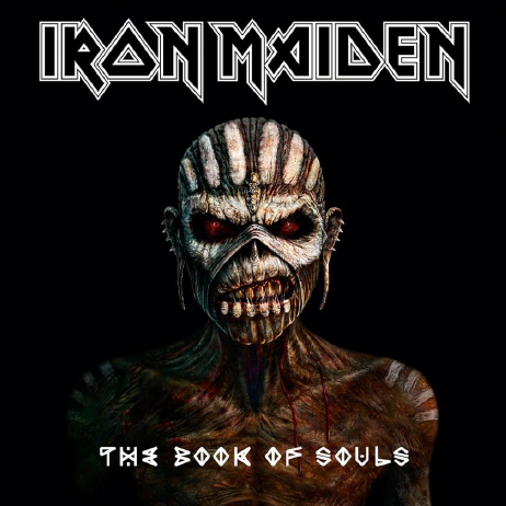 The Book of Souls - Iron Maiden - Musik - PLG - 0825646089208 - 4/9-2015