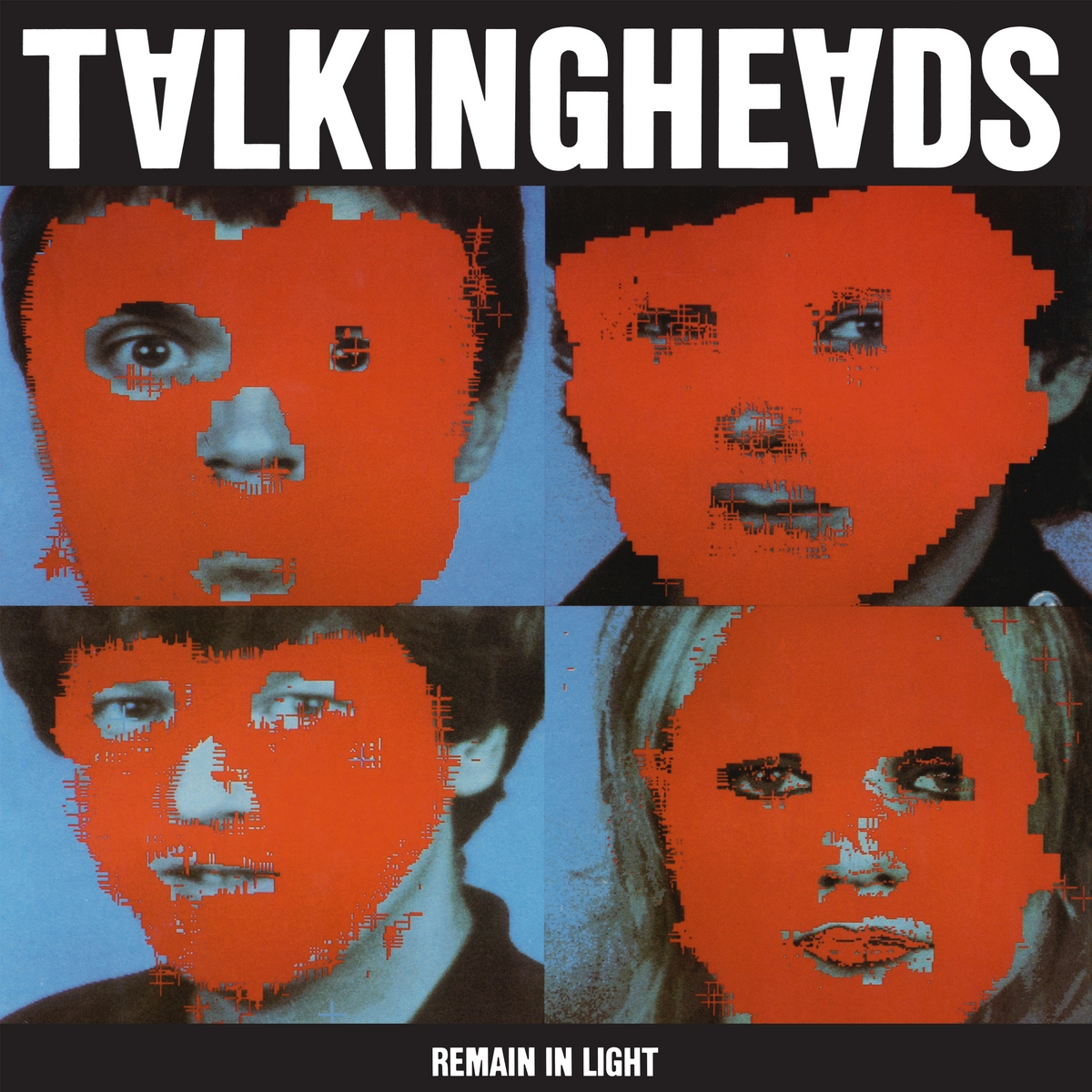 Remain In Light - Talking Heads - Musik - Warner Music - 0081227080211 - 12/9-2006