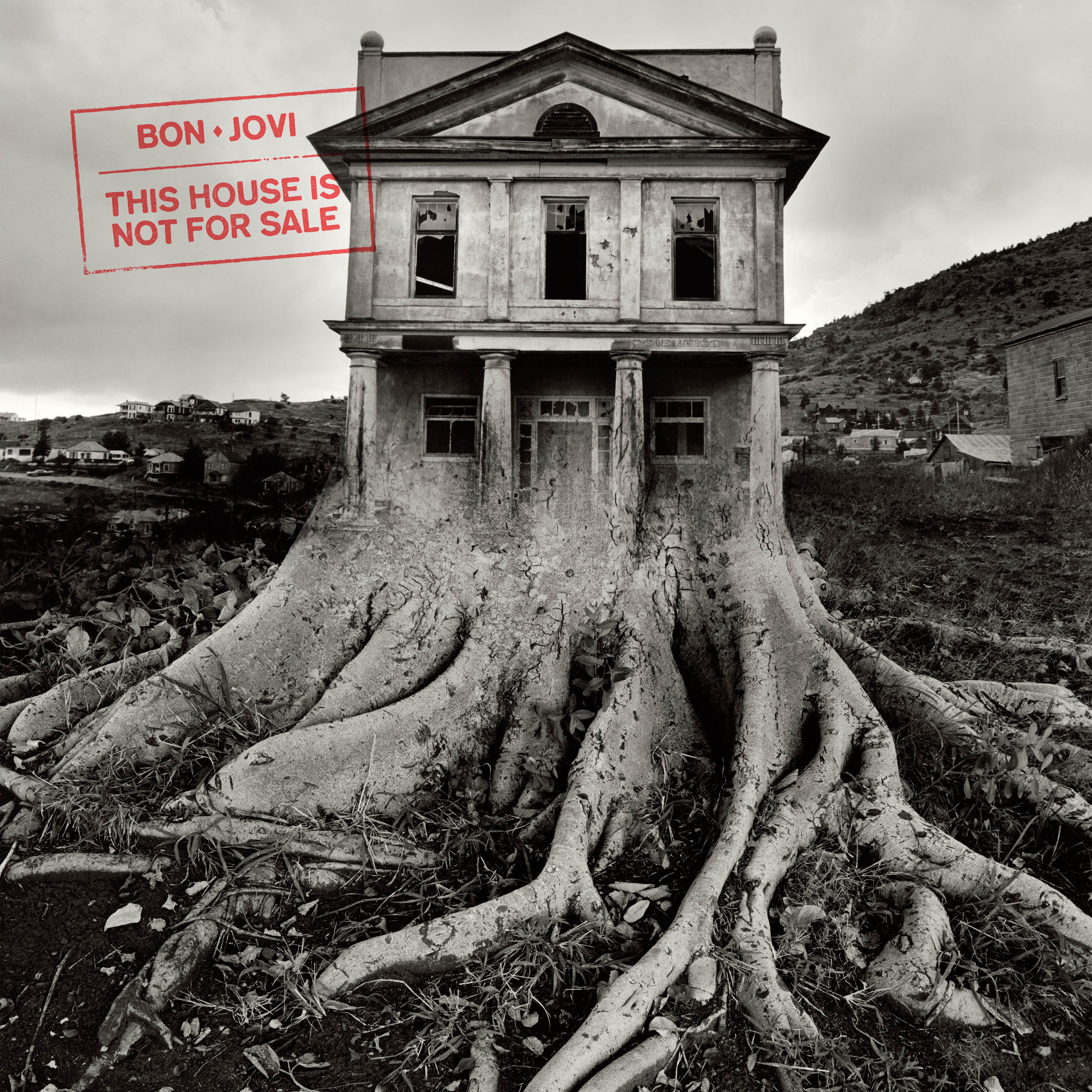 This House is Not for Sale - Bon Jovi - Musik - ISLAND - 0602557072211 - 4/11-2016