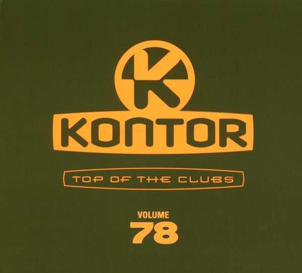 Kontor Top of the Clubs Vol.78 - V/A - Musik - KONTOR - 4250117693213 - 13/4-2018