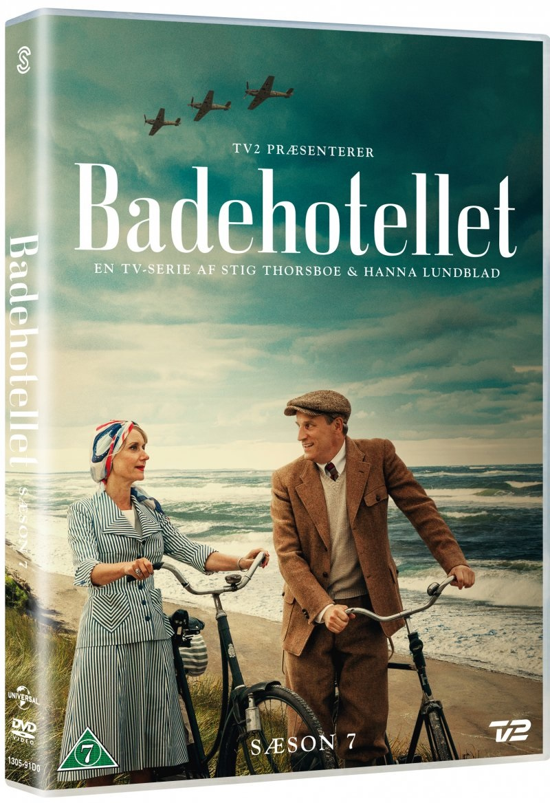 Badehotellet - Sæson 7 - Badehotellet - Film -  - 5706169003214 - 20/4-2020