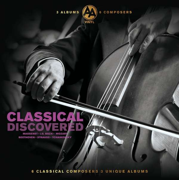 Classical Discovered - Various Artists - Musik - Bellevue Entertainment - 5711053020215 - 27/11-2016