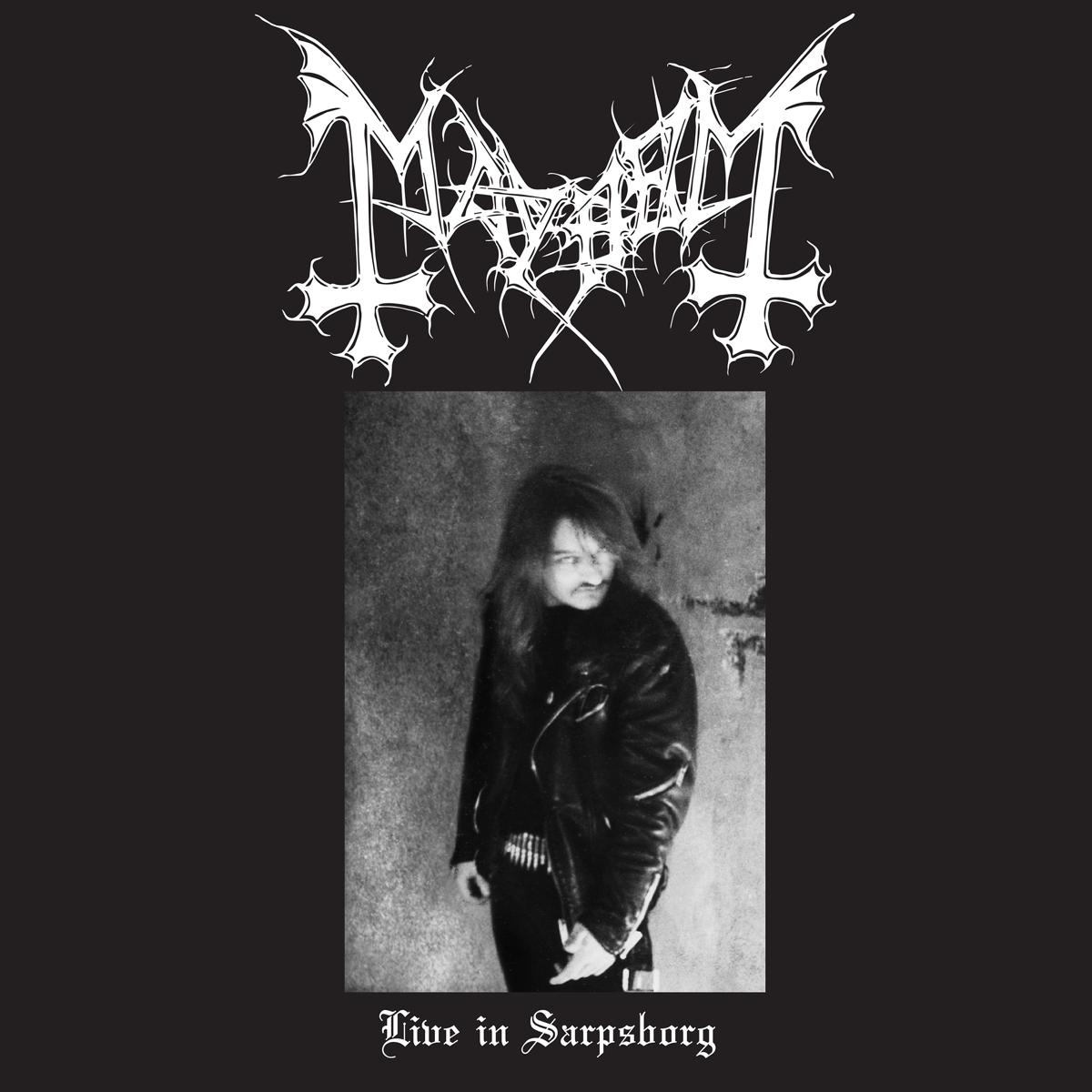 Live in Sarpsborg - Mayhem - Musik - ROCK - 0801056867216 - 22/9-2017