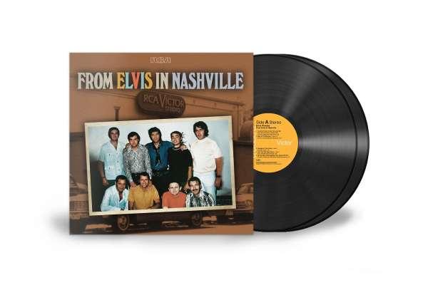 From Elvis in Nashville - Elvis Presley - Musik - RCA VICTOR - 0194397594218 - 20/11-2020