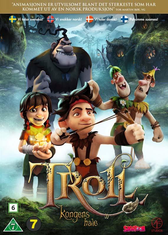 Troll - Kongens Hale -  - Film -  - 7333018014220 - 18/7-2019