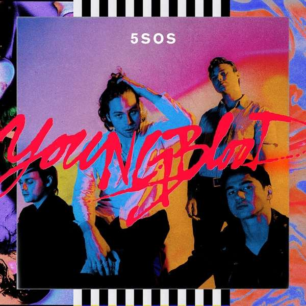 Youngblood - 5 Seconds of Summer - Musik - UNIVERSAL - 0602567482222 - 5/6-2018
