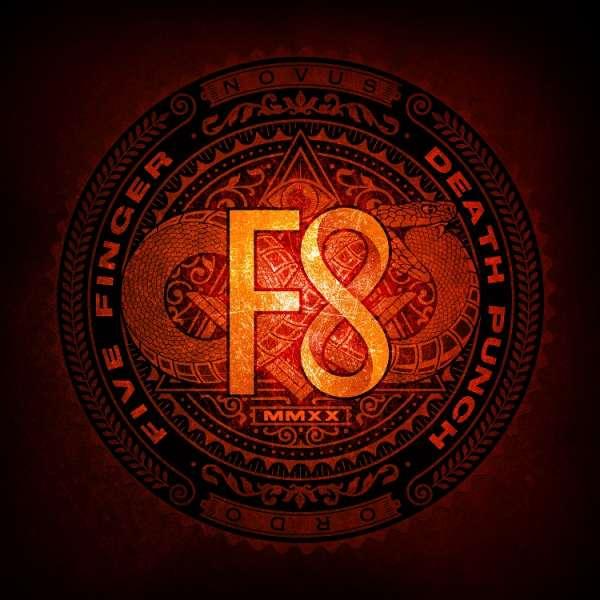 F8 - Five Finger Death Punch - Musik - ROCK - 0849320060222 - 28/2-2020