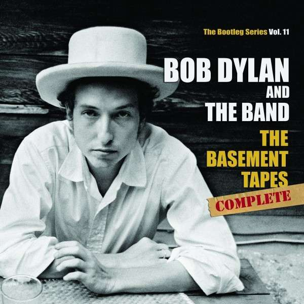 The Basement Tapes Complete: The Bootleg Series Vol. 11 - Bob Dylan & The Band - Musik - COLUMBIA - 0888750161222 - 3/11-2014