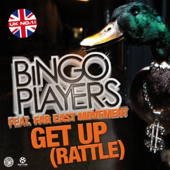 Get Up (Rattle) - Bingo Players Feat. Far East Movement - Musik - KONTOR - 4250117628222 - 1/2-2013