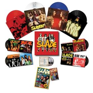 When Slade Rocked the World 1971-1975 - Slade - Musik - SALVO - 0698458841223 - 12/11-2015