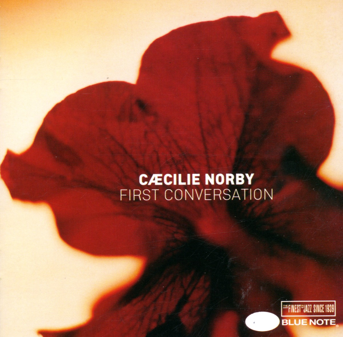 First Conversation - Caecilie Norby - Musik - CAPITOL - 0724354062223 - 3/2-2003
