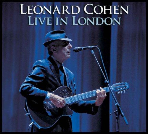 Live In London - Leonard Cohen - Musik - POP - 0886974050223 - 31/3-2009
