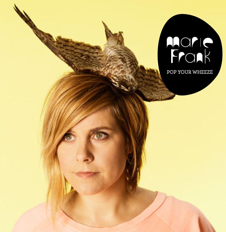 Pop Your Wheeze - Marie Frank - Musik - GTW - 5707471018224 - 31/12-2011