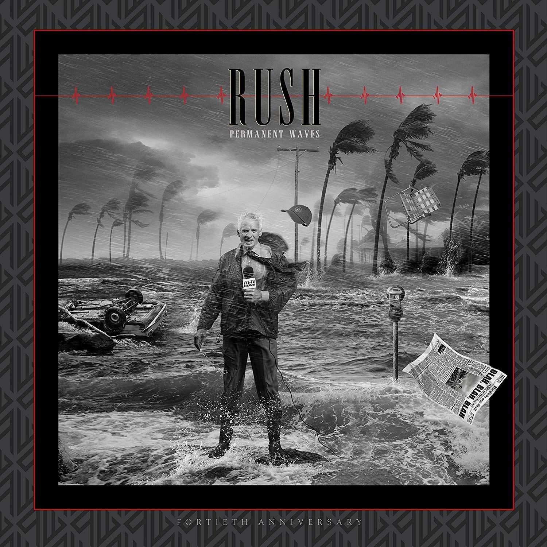 Permanent Waves (40th Anniversary) - Rush - Musik - MERCURY - 0602508607226 - 29/5-2020