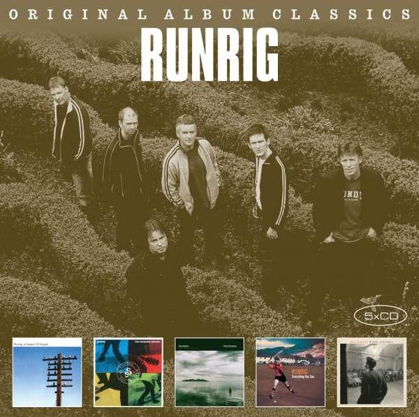 Original Album Classics - Runrig - Musik - SONY - 0190758816227 - 14/9-2018