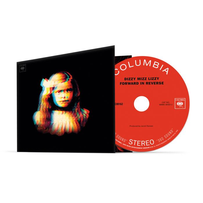 Forward In Reverse - Dizzy Mizz Lizzy - Musik - Sony Owned - 0889853042227 - 29/4-2016