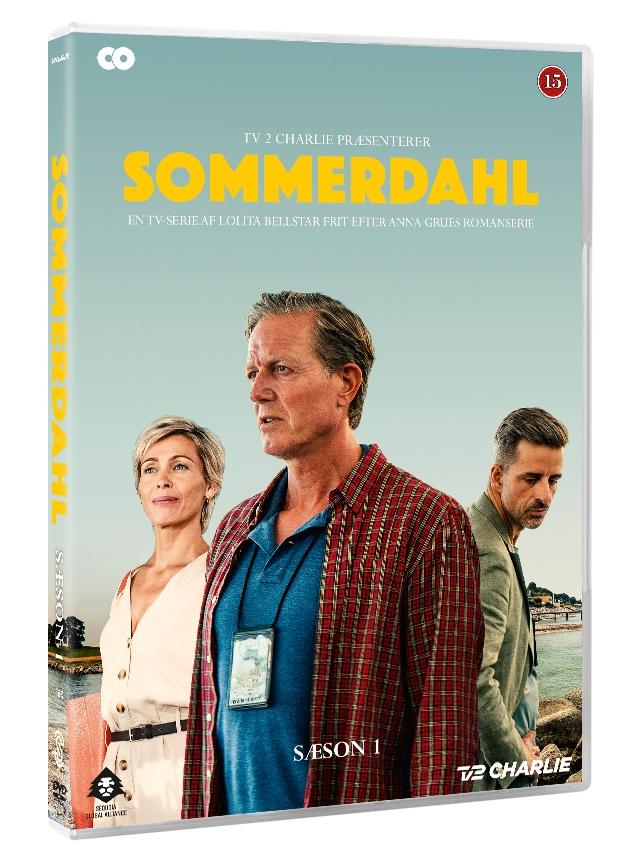 Sommerdahl -  - Film -  - 5709165556227 - 27/8-2020
