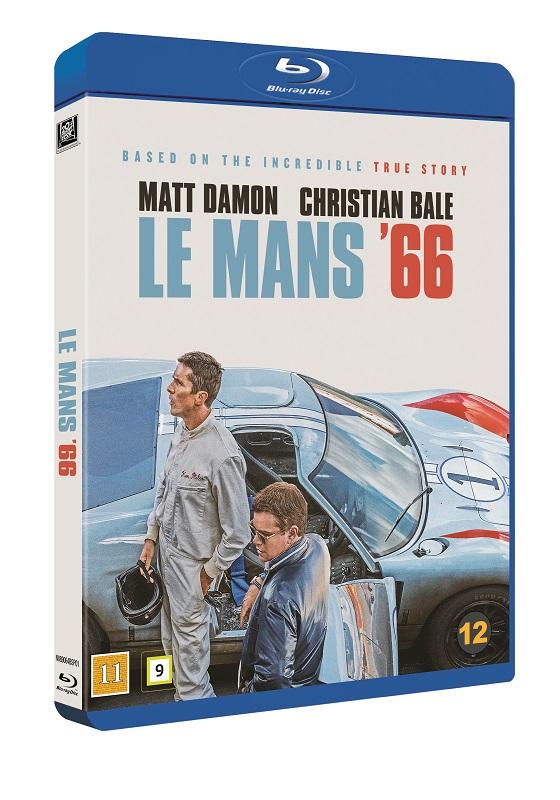 Le Mans 66 / Ford vs Ferrari -  - Film -  - 7340112751227 - 30/3-2020