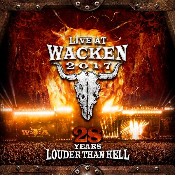 Live At Wacken 2017 - 28 Years - Various Artists - Film - Silver Lining Music - 0190296955228 - 20/7-2018