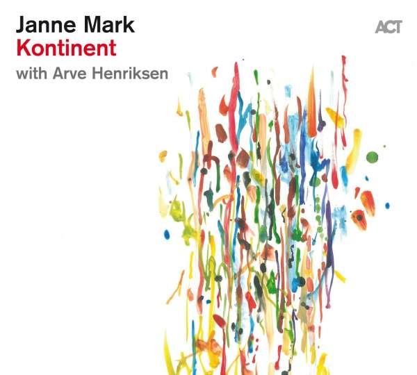 Kontinent - Janne Mark - Musik - ACT - 0614427974228 - 13/11-2020